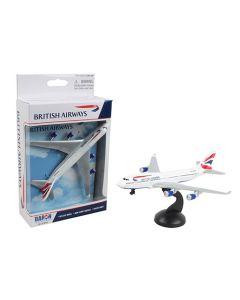British Airways 747-400 Jet Airplane