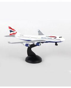 British Airways 747-400 Jet Plane