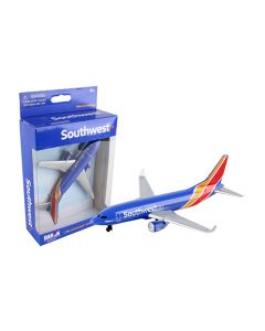 Southwest Airlines Jet Airplane