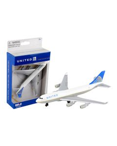 United Airlines Jet Airplane