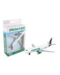 Frontier Airlines Jet Plane