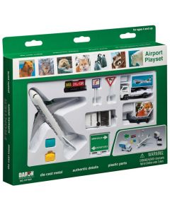 Frontier Airlines Airport Playset