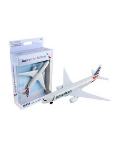 American Airlines Jet Airplane