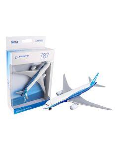 Boeing 787 Dreamliner Jet Airplane