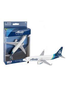 Alaska Airlines Jet Plane