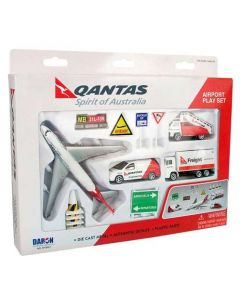 Qantas Airlines Airport Playset