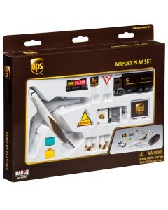 UPS Airport Playset