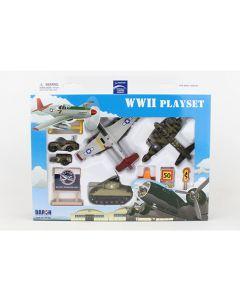 Boeing World War II Playset