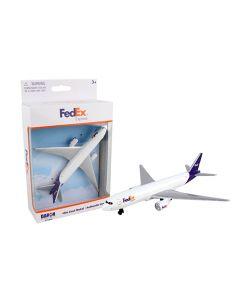 FedEx Jet Airplane