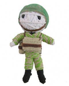 Lt. Ryder Paratrooper String Doll