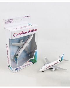 Caribbean Airlines Jet Airplane