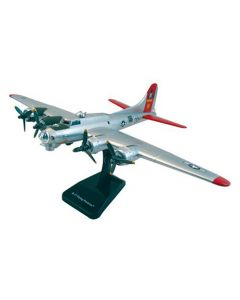 B-17 Flying Fortress Red Tail Sky Champ
