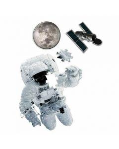 Astronaut Shaped Giant Floor Puzzle