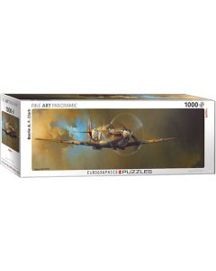 Panoramic 1000 Piece Spitfire Puzzle