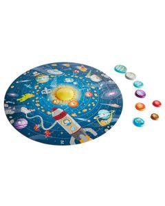 Solar System Orbit LED Puzzle