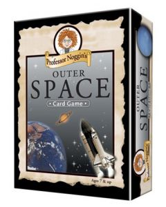 Professor Noggins Outer Space Card Game