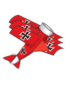 Red Baron Triplane Kite