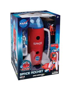 Space Adventure Space Rocket