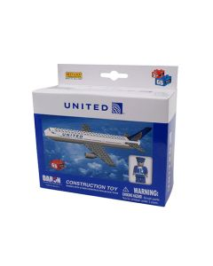 United Airlines 55 Piece Construction Set
