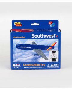 Southwest Airlines 55 Piece Construction Set