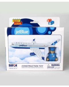 Jet Blue Airlines 55 Piece Construction Set