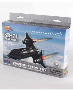 SR-71 Blackbird 105 Piece Construction Set