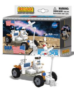 Space Buggy 103 Piece Construction Set