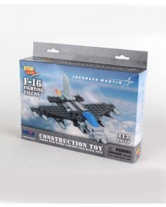 F-16 Falcon 113 Piece Construction Set