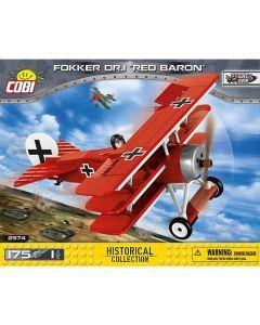 Cobi Red Baron Fokker Dr. 1