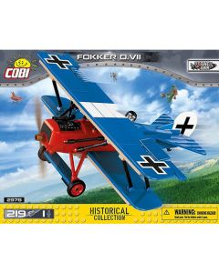 COBI Fokker D. VII