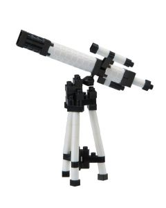 Nanoblock Astro Telescope Construction Set