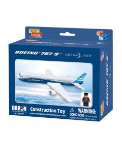 Boeing 787-9 Construction Toy