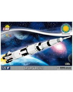 COBI Saturn V Rocket