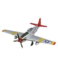 In Air Tuskegee P-51 Mustang E-Z Build Kit