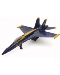 In Air F-18 Blue Angels E-Z Build Kit