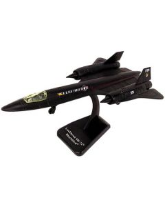 In Air SR-71 Blackbird E-Z Build Kit