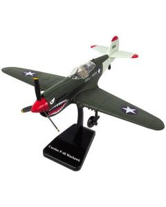 P-40 Warhawk In Air E-Z Build Kit