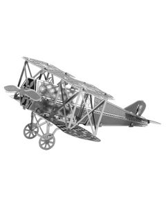 Fokker D.VII Metal Earth Model