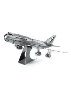 Boeing 747 Jetliner Metal Earth Model