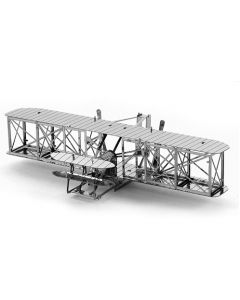 Wright Flyer Metal Earth Model