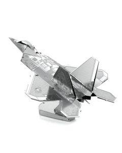 F-22 Raptor Metal Earth Model