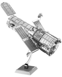 Hubble Telescope Metal Earth Model