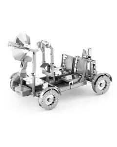 Lunar Rover Metal Earth Model