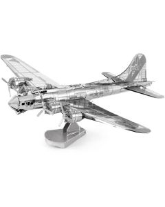B-17 Flying Fortress Metal Earth Model
