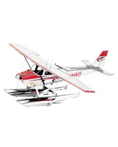 Cessna 182 Floatplane Color Metal Earth