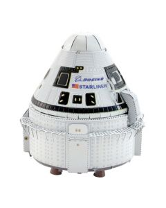 Boeing CST-100 Starliner Color Metal Earth