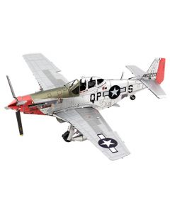 "P-51D Mustang ""Sweet Arlene"" Color Metal Earth"