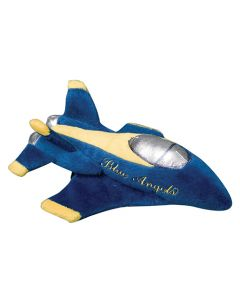 Blue Angels Plush Jet