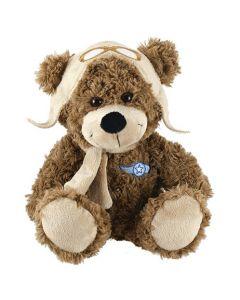 Plush Aviator Bear
