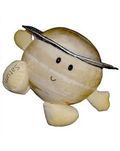 Saturn Plush Celestial Buddy